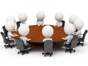 Anunț desfășurare ședință ordinară