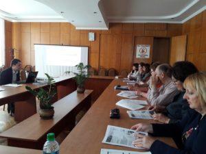Promo-LEX a prezentat la Cimișlia Raportul nr. 2 privind Monitorizarea transparenței activității administrației publice locale de nivelul II și a UTA Găgăuzia