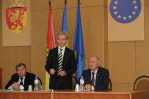 Vizita de lucru a dlui Iurie Leancă-Viceprim-minitru pentru  Integrare Europeană