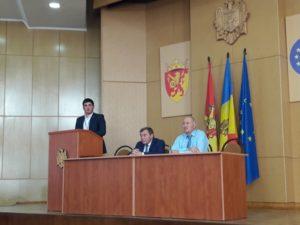 COMUNICAT INFORMATIV PRIVIND ȘEDINȚA  COLEGIULUI CONSULTATIV DIN CADRUL RAIONULUI CIMISLIA