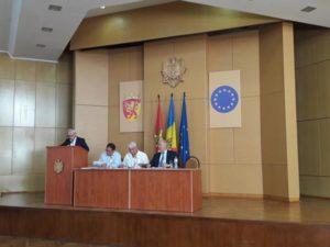 Desfășurarea ședinței ordinare a Consililui raional Cimișlia