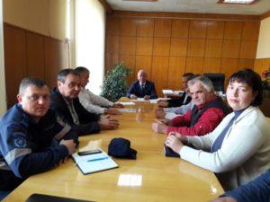 """Comunicat privind organizarea şedinţei comisiei raionale pentru organizarea și desfășurarea Concursului raional """"Cea mai modernă, salubră și amenajată localitate"""""""