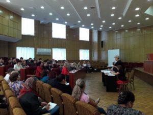 """Seminar """"Particularități privind elaborarea proiectelor bugetelor locale pentru anul 2019 și estimările pe anii 2020-2021"""""""