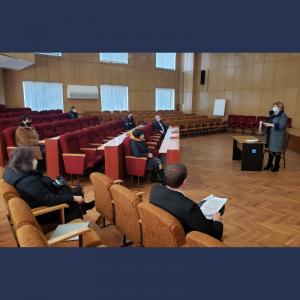 Ședința Comisiei Teritoriale Extraordinare de Sănătate Publică din 23.03.2021