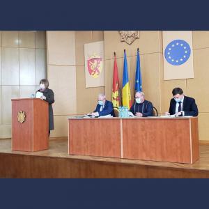 Ședința ordinară a consiliului raional din 16 martie 2021