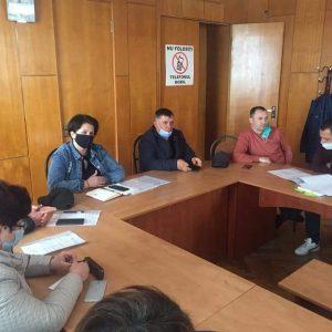 Ședința de lucru cu primarii și managerii instituțiilor de învățământ din UAT