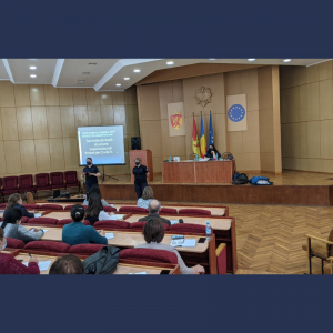 Instruirea la protecția civilă în raionul Cimişlia